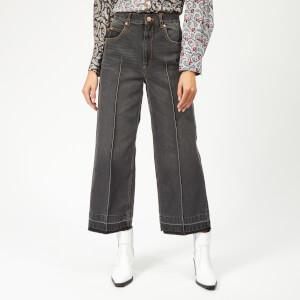Isabel Marant Étoile Women's Cabria Jeans - Faded Black