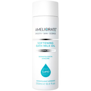 AMELIORATE Softening Bath Milk Oil 250 ml
