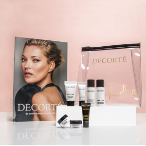 Decorté 7 Piece Set with Travel Pouch (Free Gift) (Worth $115.00)