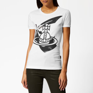 Vivienne Westwood Anglomania Women's Classic T-Shirt - White