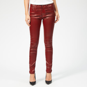 Vivienne Westwood Anglomania Women's Slim Jeans - Red