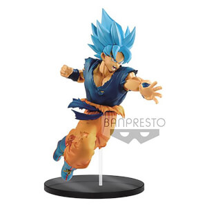 Film Dragon Ball Super – Figurine Banpresto Ultimate Soldiers – Son Goku Super Saiyan God – 20 cm