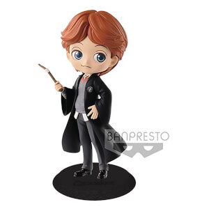 Figurine Harry Potter - Ron Weasley 14 cm (version classique) - Banpresto Q Posket