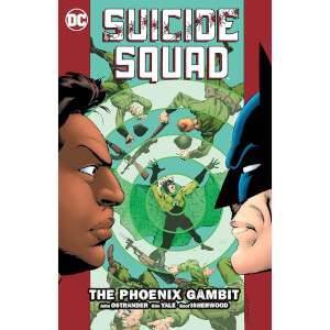 DC Comics Suicide Squad Vol 06 The Phoenix Gambit (Graphic Novel)