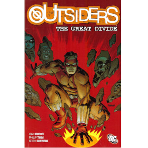 DC Comics Outsiders The Great Divide (Graphic Novel)