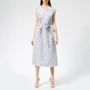 Vivienne Westwood Anglomania Women's Jerry Vestina Dress - White
