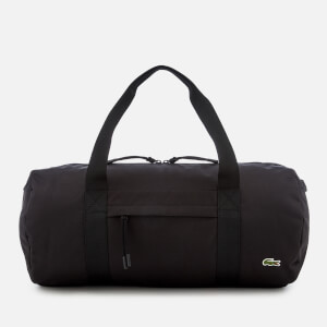 Lacoste Men's Barrel Bag - Black