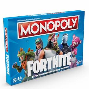 Monopoly Édition Fortnite