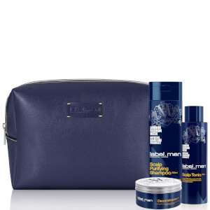 label.m Men's Grooming Gift Set