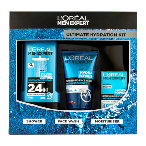 L'Oréal Paris Men Expert Ultimate Hydration Christmas Gift