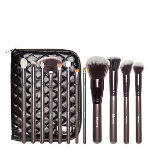Morphe Set 503 12 Piece Beautiful and Bronze Brush Set