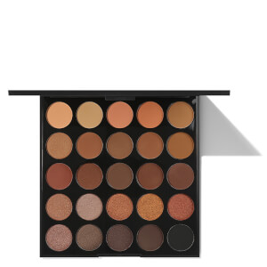 Morphe 25A Copper Spice Eyeshadow Palette paleta cieni do powiek