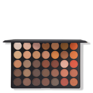 Morphe 35O Nature Glow Eyeshadow Palette