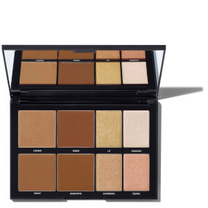 Palette Sculpt and Shimmer Morphe – 8L Lo-Fi