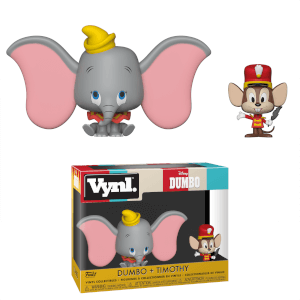 Vynl Dumbo & Timothé