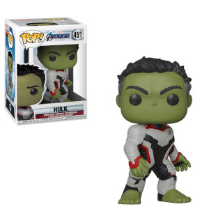 Marvel Avengers: Endgame Hulk Pop! Vinyl Figure