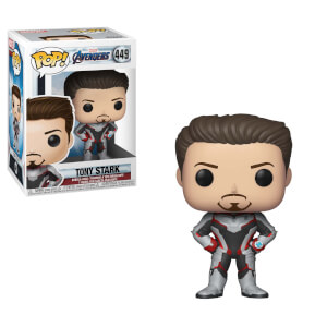 Figura Funko Pop! - Iron Man- Marvel Vengadores: Endgame