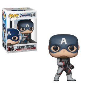 Marvel Avengers: Endgame Captain America Pop! Vinyl Figure