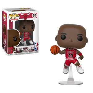 NBA Chicago Bulls Michael Jordan Funko Pop! Vinyl