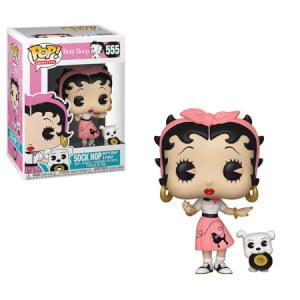 Betty Boop Sock Hop Pop! Vinyl Figure