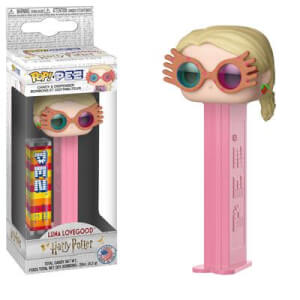 Harry Potter Luna Lovegood Funko Pop! Pez
