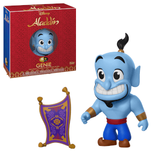Disney Funko 5 Star Vinyl Figure: Aladdin - Genie
