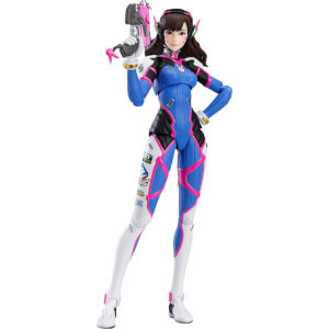 Good Smile Company Overwatch Figma D.Va Action Figure 14cm