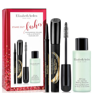 Elizabeth Arden Stand Out Lashes Outrageous Volume, Curl and Intensity Mascara Set