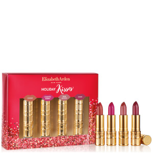Elizabeth Arden Holiday Kisses Ceramide Ultra Lipstick Set