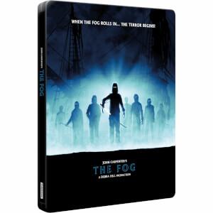 La niebla 4K UHD + Blu-ray 2D - Steelbook Edición Limitada