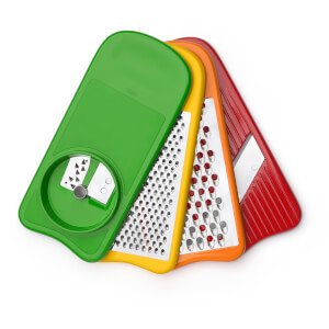 OXO Spiralize Grate & Slice Set