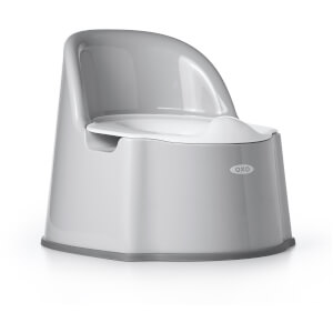 OXO Tot Floor Potty Grey