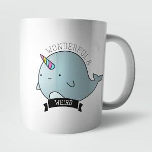Wonderful and Weird Mug
