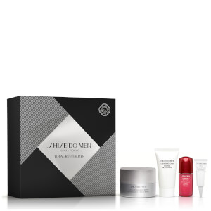 Shiseido Men Total Revitalizer Cream Set (Worth £108)