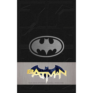 Batman Hardback Ruled Journal