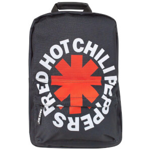 Rocksax Red Hot Chili Peppers Asterix Rucksack