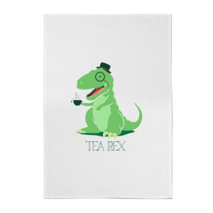 Tea Rex Cotton Tea Towel