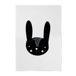 Rabbit Cotton Tea Towel