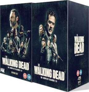 The Walking Dead Season 1-8