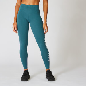 The Original Leggings - Petrol