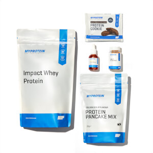 Myprotein App Weight Loss Bundle