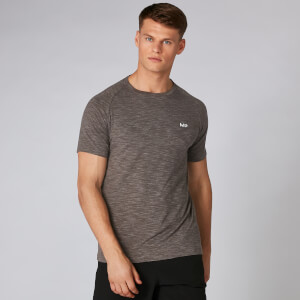 Performance T-Shirt - Driftwood Marl