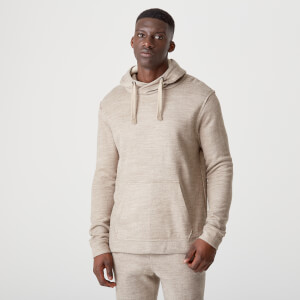 Luxe Leisure Pullover - Μπεζ-γκρι
