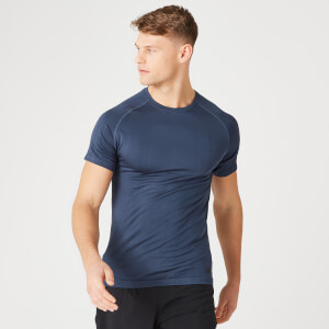 Elite Seamless T-Shirt – Indigo