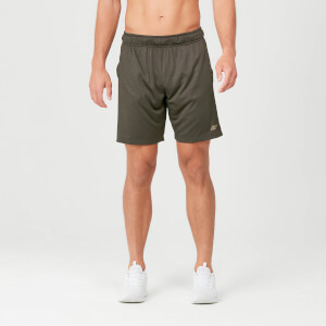 Dry-Tech Infinity Shorts - Dark Khaki