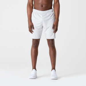 Myprotein Dry-Tech Infinity Shorts - Silver