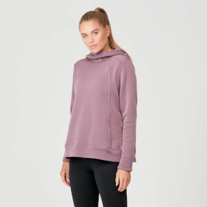 Myprotein Forever Warm Cape Hoodie - Mauve