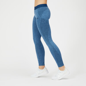 Inspire Seamless Leggings - Kék