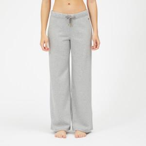 Pantaloni da corsa Boyfriend Lounge – Grigio chiaro