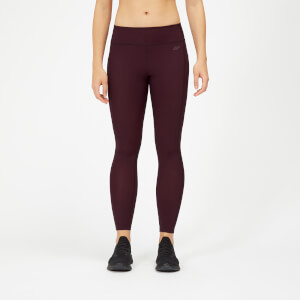 Myprotein Pro Tech Air Leggings - Claret